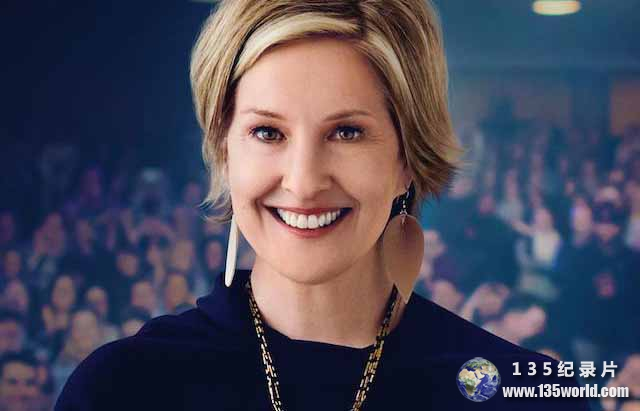 TED公开课纪录片《布琳·布朗:唤起勇气 Brené Brown: The Call To Courage》全1集